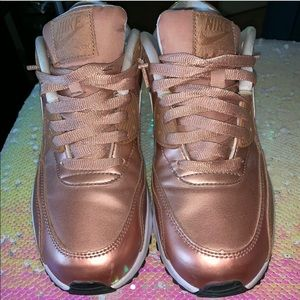 Rose Gold Nike. Great condition